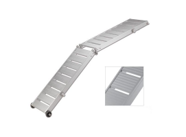 Trem Folding Gangway with Aluminium Anti-slip Ground