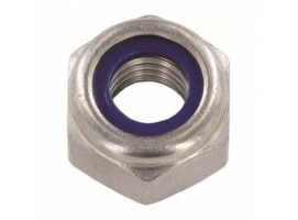 Self-locking Hexagon Nut AISI 316 DIN 982