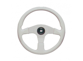 Ultraflex 350 mm White Corsica Steering Wheel
