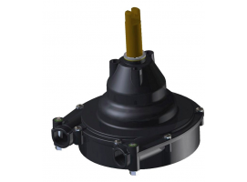 Ultraflex T101 Rotary Steering System with Adjustable Wheel Orientation