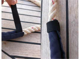 Double Velcro WRAPit RopeCover