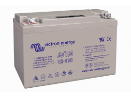Victron Energy 110 Amperes AGM Battery