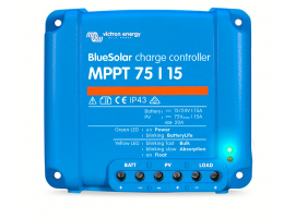 Victron Energy Blue Solar Charge controller MPPT 75/15