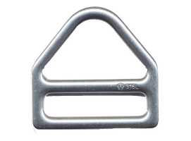 Wichard Triangle Ring with Buckle 316L