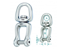 Wichard Swivel with Ring and Shackle with Allen Wrench