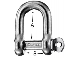 Wichard Short Shackles with Pin Safety Pin