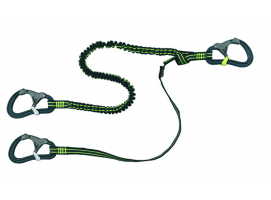 Wichard Proline Extensible Webbing with 3 Carabiners