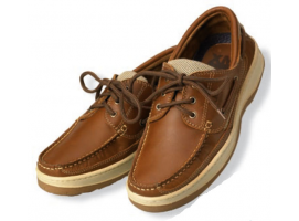 NAUTIC BROWN SPORT SHOES XM YACHTING
