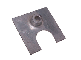 Zineti Anode Plate for Outboard Engine 4.5Hp