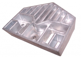 Zineti Anode Plate for V8 Engine