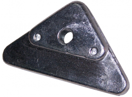 Zineti Triangular Anode
