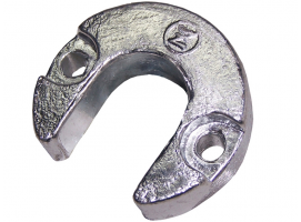 Zinc Anode Horseshoe Type