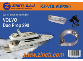 Zineti Volvo Duo Prop 290 Kit