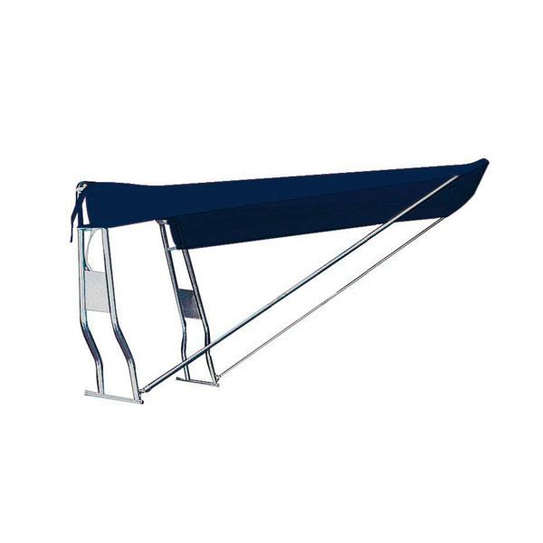 Toldo plegable parasol azul marino para arco de radar frontal fundas lonas y toldos toldos - Toldo plegable ...